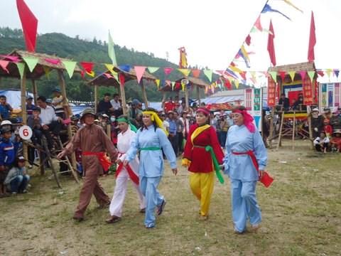 Độc đáo chợ cầu duyên ở Bình Định - hình ảnh 3