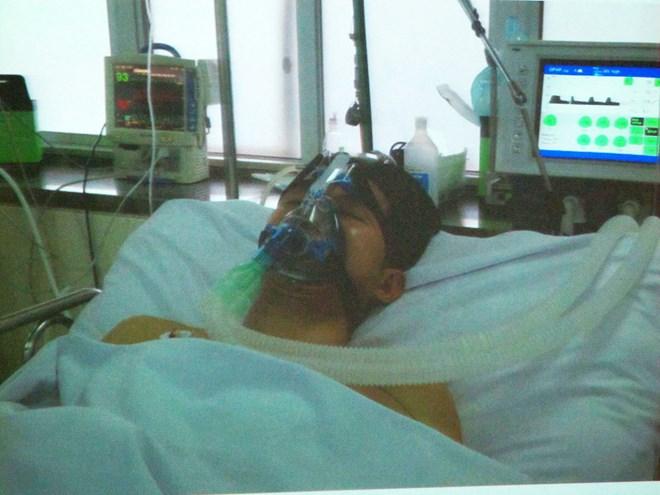 Lần đầu tiên cứu bệnh nhân mắc bệnh hiếm gặp, máu bị cô đặc - hình ảnh 1