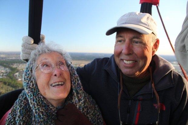 Cụ bà 90 tuổi du lịch vòng quanh TG thay vì điều trị ung thư - hình ảnh 2