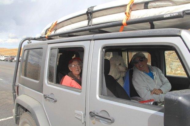 Cụ bà 90 tuổi du lịch vòng quanh TG thay vì điều trị ung thư - hình ảnh 3