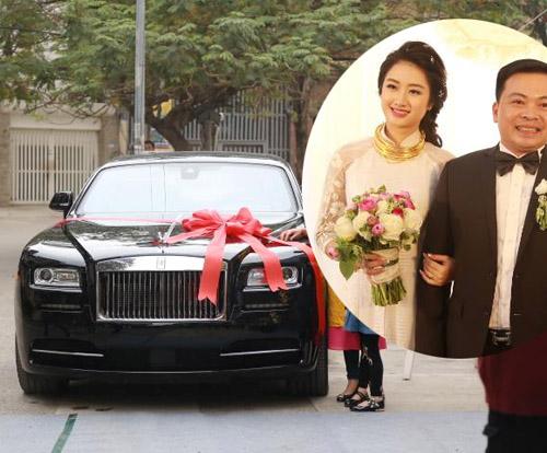 Choáng với dàn siêu xe trong đám cưới Hoa hậu Thu Ngân - hình ảnh 3