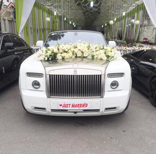 Dàn hoa – á hậu lên xe hoa với đại gia ngay sau đăng quang - hình ảnh 7