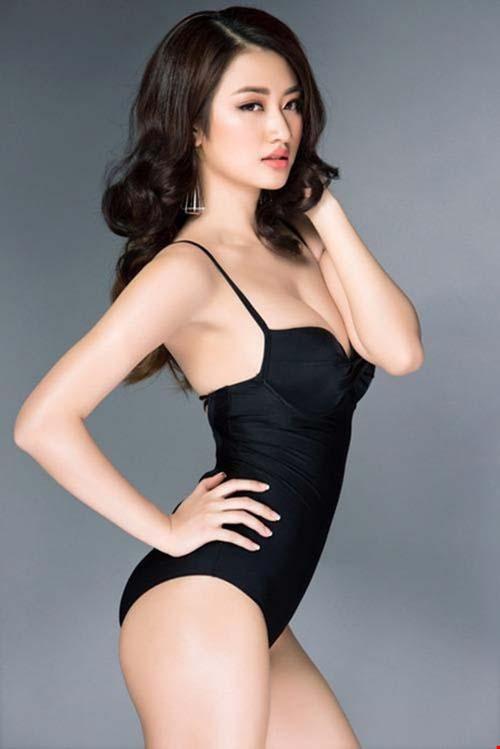 Choáng với danh sách hoa hậu, siêu mẫu Việt lấy chồng già - hình ảnh 2