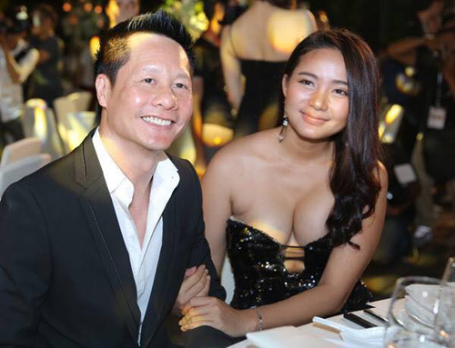 Choáng với danh sách hoa hậu, siêu mẫu Việt lấy chồng già - hình ảnh 10