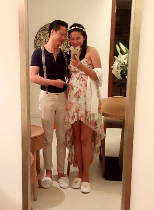 Choáng với danh sách hoa hậu, siêu mẫu Việt lấy chồng già - hình ảnh 12