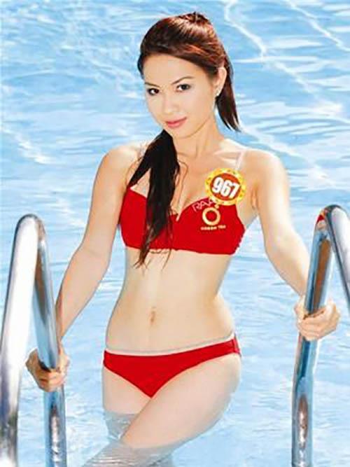 Choáng với danh sách hoa hậu, siêu mẫu Việt lấy chồng già - hình ảnh 14