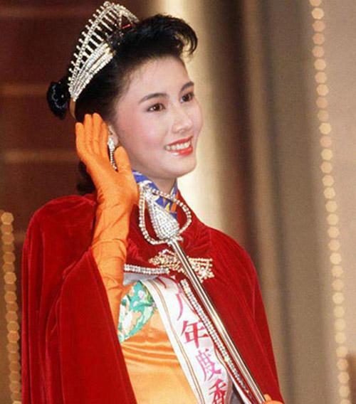 """Hoa hậu đẹp nhất Hương cảng khét tiếng """"sát"""" đại gia - hình ảnh 1"""