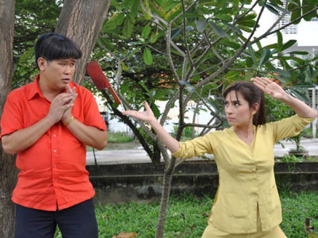 Truyện cười: Rèn chồng thành người dũng cảm