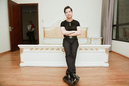 Cận cảnh căn hộ 4 tỷ Ngọc Sơn mua tặng mẹ ngày 8/3 - hình ảnh 3