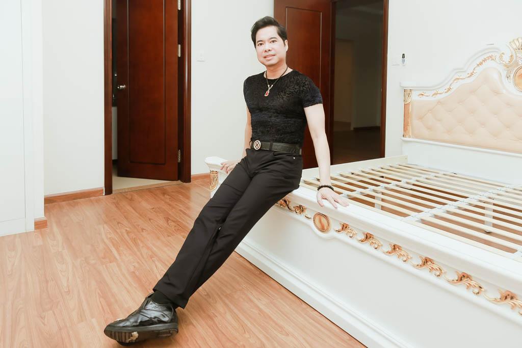 Cận cảnh căn hộ 4 tỷ Ngọc Sơn mua tặng mẹ ngày 8/3 - hình ảnh 10