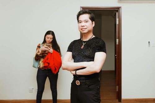 Cận cảnh căn hộ 4 tỷ Ngọc Sơn mua tặng mẹ ngày 8/3 - hình ảnh 14
