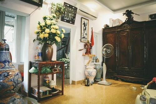 """Căn nhà 125 triệu/m2 của gã đầu gấu đào hoa """"Cảnh sát hình sự"""" - hình ảnh 4"""