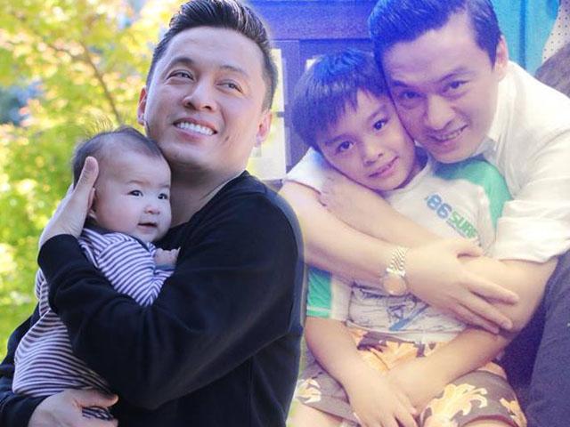 Lam Trường: Có hạnh phúc mới vẫn thương con riêng vì chịu nhiều thiệt thòi