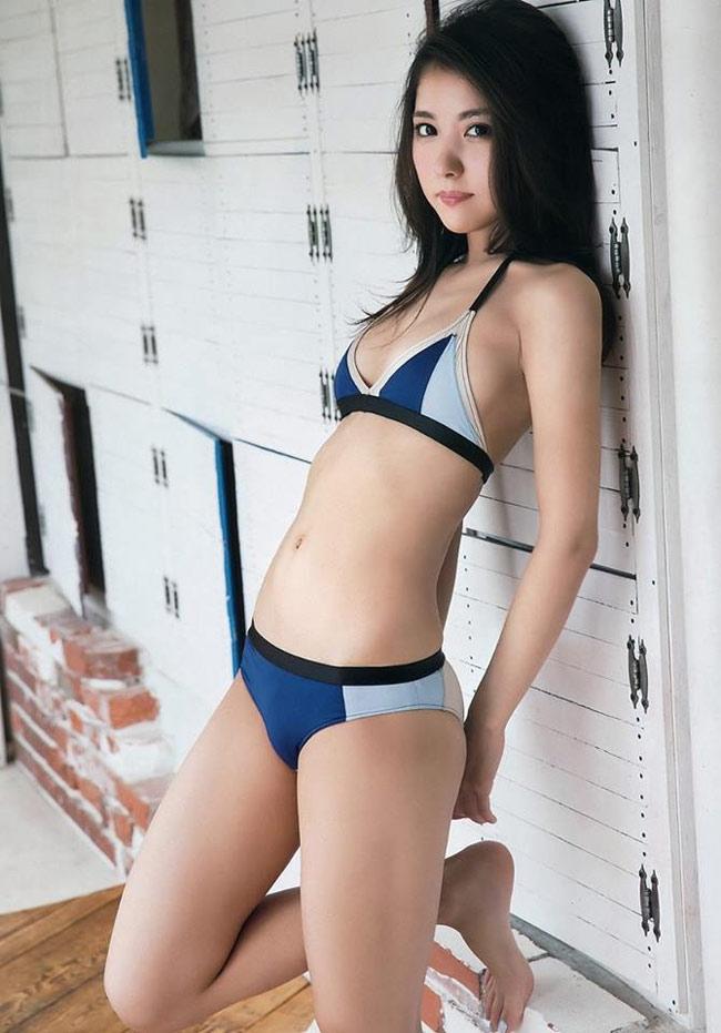 """Bikini """"khiêm tốn vải"""", mặc cho có của các cô gái Nhật Bản - hình ảnh 3"""
