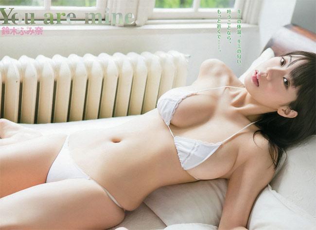 """Bikini """"khiêm tốn vải"""", mặc cho có của các cô gái Nhật Bản - hình ảnh 8"""