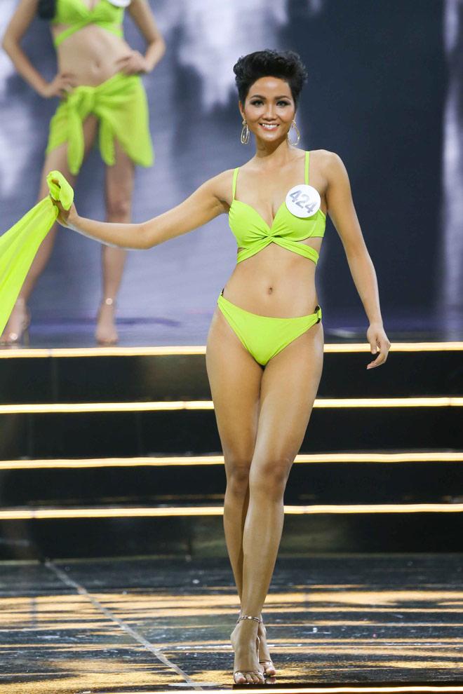 Vẻ đẹp lạ siêu sexy của cô gái Ê Đê lên ngôi Hoa hậu Hoàn vũ Việt Nam - hình ảnh 1