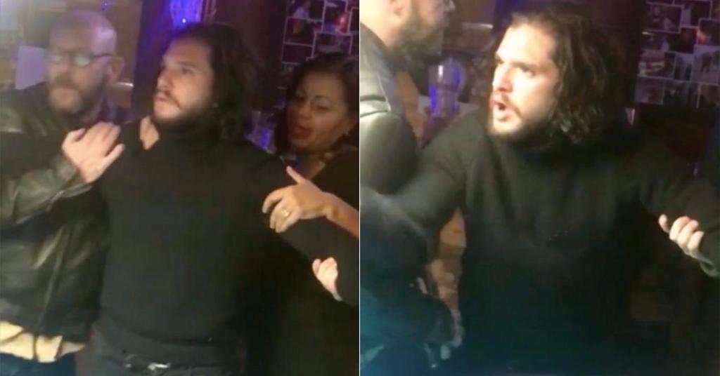 """Nam chính """"Trò chơi vương quyền"""" bị đuổi khỏi quán bar vì hành vi gây rối - hình ảnh 2"""