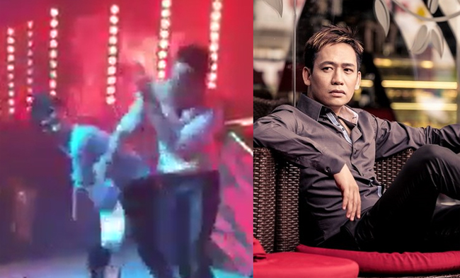 Sao Việt gặp sự cố ở quán bar và phản ứng đáng nể - hình ảnh 1