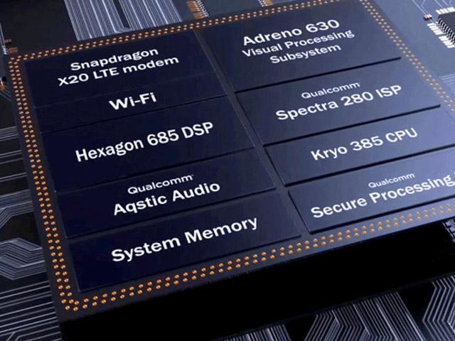 Đọ sức mạnh giữa 2 chip Snapdragon 845 và Exynos 9810