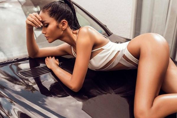 Tân Hoa hậu Hoàn vũ Việt Nam thuở tóc dài xinh như búp bê - hình ảnh 5