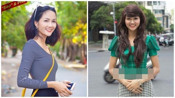 Tân Hoa hậu Hoàn vũ Việt Nam thuở tóc dài xinh như búp bê - hình ảnh 1