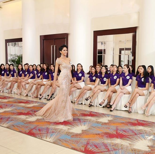 Dân mạng quốc tế khen ngợi hết lời nhan sắc Hoa hậu H'Hen Niê - hình ảnh 6