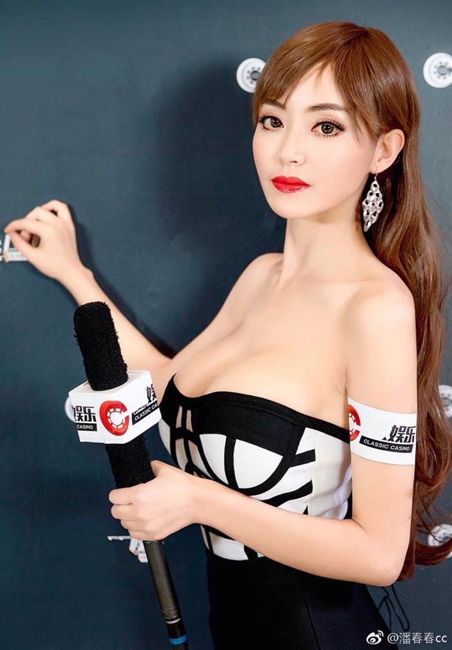 Đọ sắc hai mỹ nữ siêu vòng 1 tuổi Ngựa nóng bỏng nhất Trung Quốc - hình ảnh 7