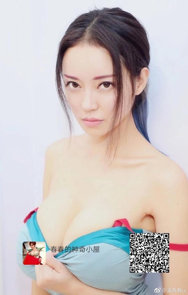 Đọ sắc hai mỹ nữ siêu vòng 1 tuổi Ngựa nóng bỏng nhất Trung Quốc - hình ảnh 11