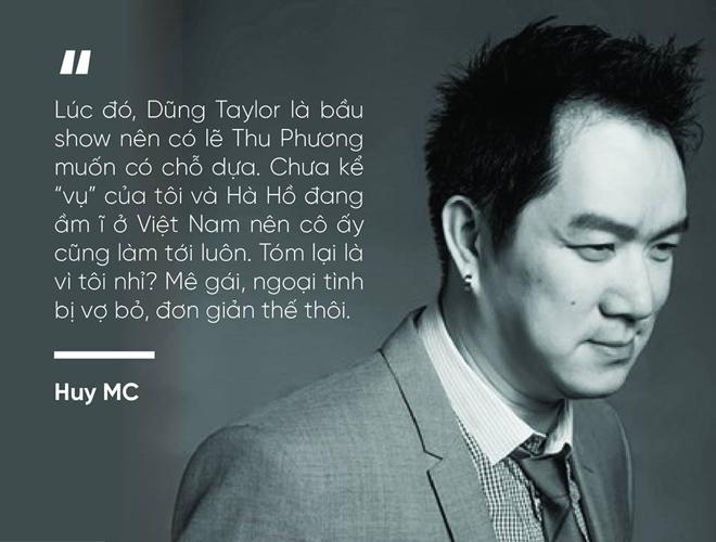 """Huy MC trần tình về """"cuộc tình tội lỗi với Hà Hồ"""" sau 1 năm phát ngôn gây sốc - hình ảnh 2"""