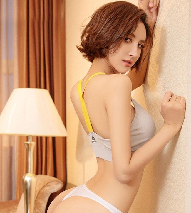 Vẻ ngoài nóng bỏng, phổng phao của dàn mẫu Trung Quốc mới lớn - hình ảnh 6