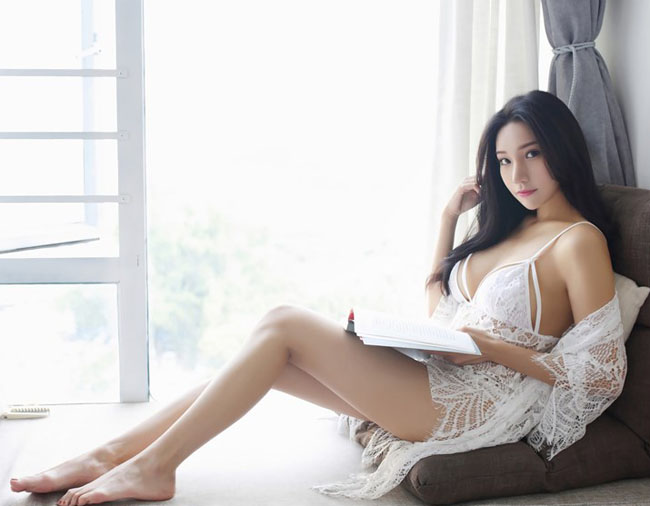 Vẻ ngoài nóng bỏng, phổng phao của dàn mẫu Trung Quốc mới lớn - hình ảnh 13