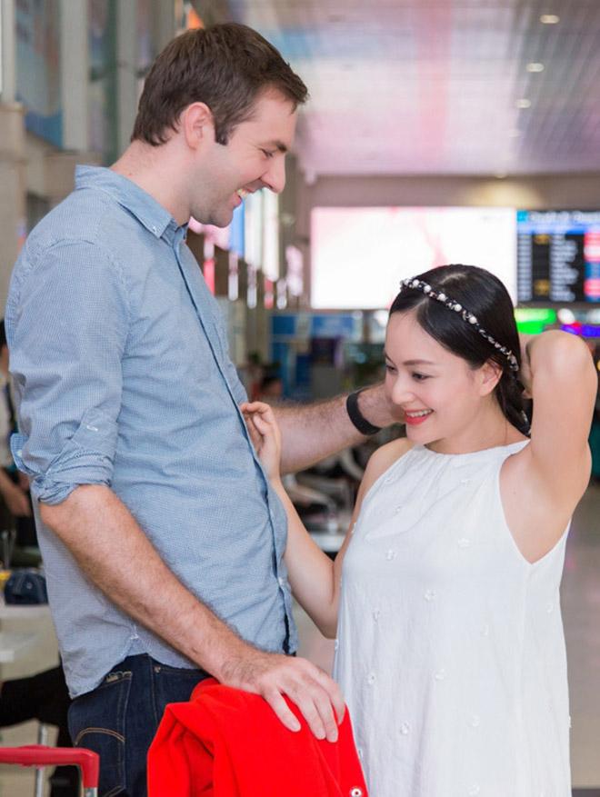 Lan Phương đã đính hôn với bạn trai ngoại quốc cao hơn 2m - hình ảnh 2