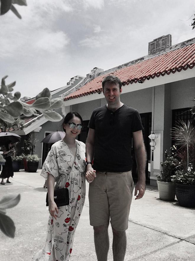 Lan Phương đã đính hôn với bạn trai ngoại quốc cao hơn 2m - hình ảnh 3