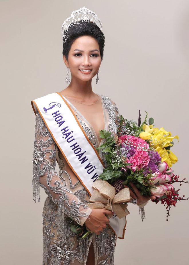 """H'Hen Niê: Tự tin để Việt Nam """"phục thù"""" ở Hoa hậu Hoàn vũ Thế giới 2018 - hình ảnh 2"""