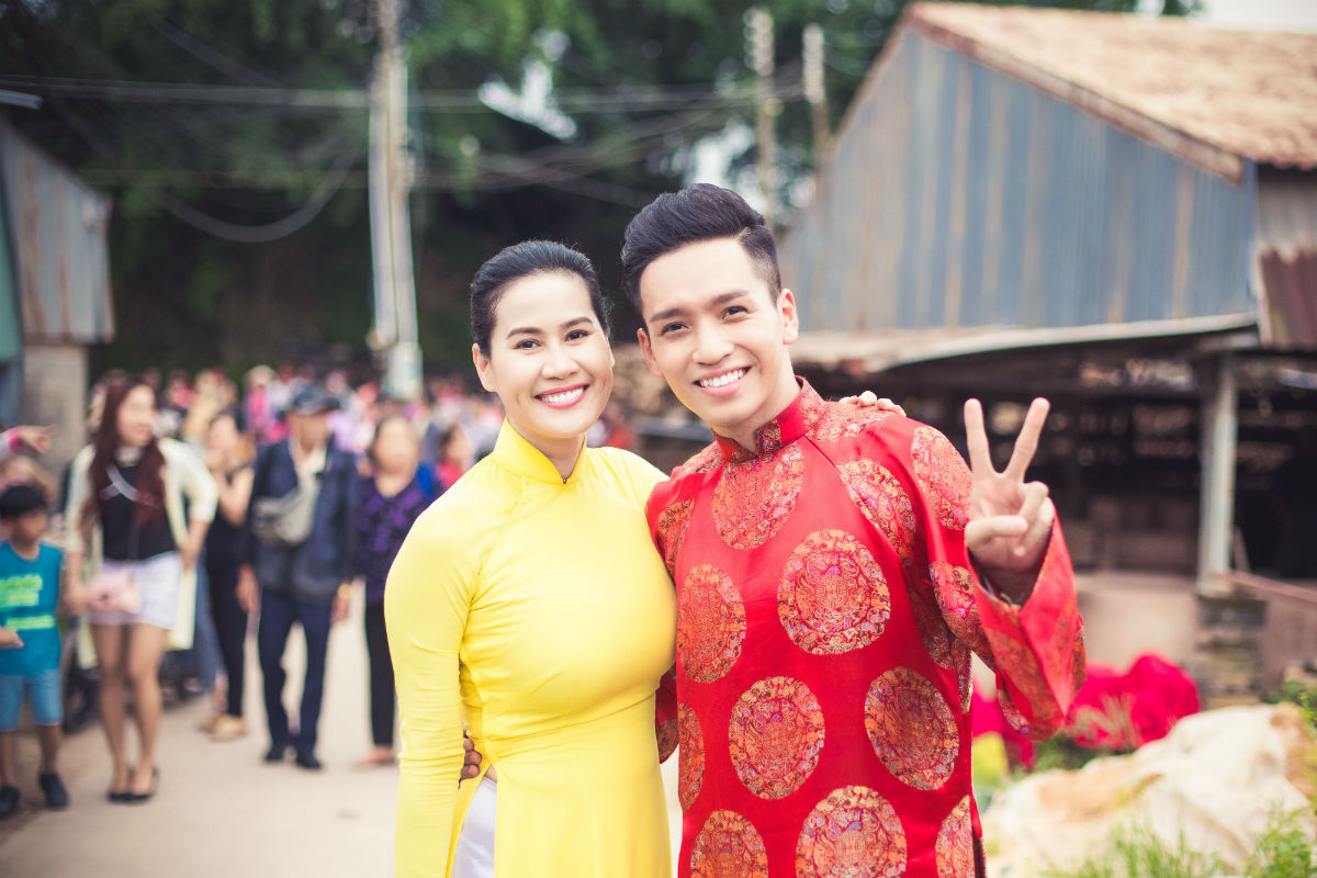 Thân Thúy Hà kể chuyện được Hoài Linh giúp đỡ trên phim trường - hình ảnh 3