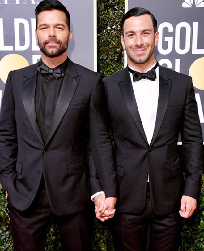 Ricky Martin đính hôn cùng người tình đồng tính kém 13 tuổi - hình ảnh 1