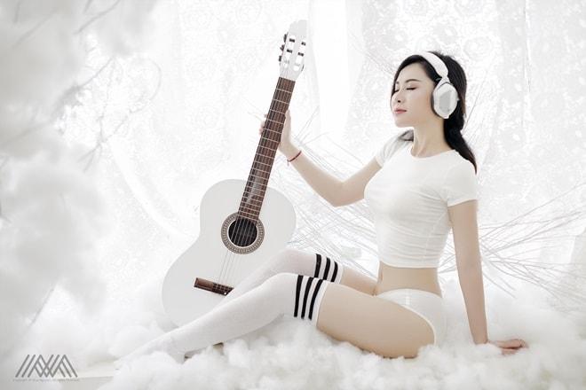 """Bí quyết giúp nữ DJ 8X đốn tim nam diễn viên Hùng Thuận """"Đất Phương Nam"""" - hình ảnh 3"""