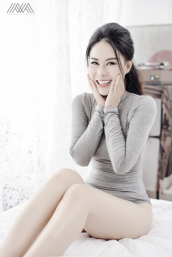 """Bí quyết giúp nữ DJ 8X đốn tim nam diễn viên Hùng Thuận """"Đất Phương Nam"""" - hình ảnh 4"""