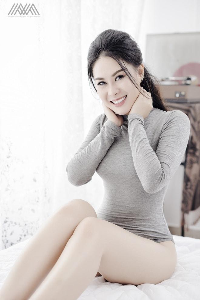"""Bí quyết giúp nữ DJ 8X đốn tim nam diễn viên Hùng Thuận """"Đất Phương Nam"""" - hình ảnh 5"""