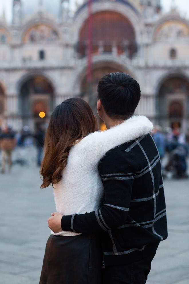 Ngọc Anh lộ ảnh tình tứ tại Italy bên người tình kém 3 tuổi - hình ảnh 4