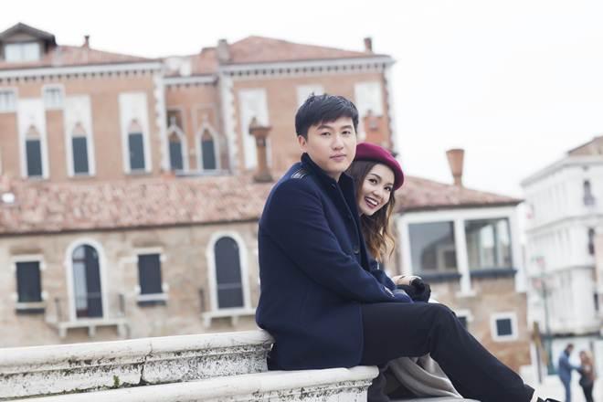Ngọc Anh lộ ảnh tình tứ tại Italy bên người tình kém 3 tuổi - hình ảnh 6
