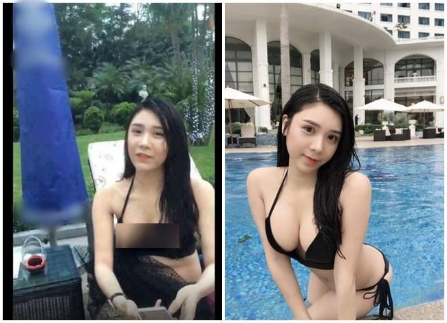 Loạt sao Việt hớ hênh, lộ nội y trước cả triệu người - hình ảnh 8