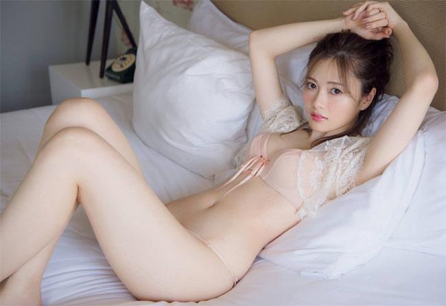 """Mấy ai qua được """"ải mỹ nhân"""" của nữ thần nội y Nhật Bản này - hình ảnh 8"""