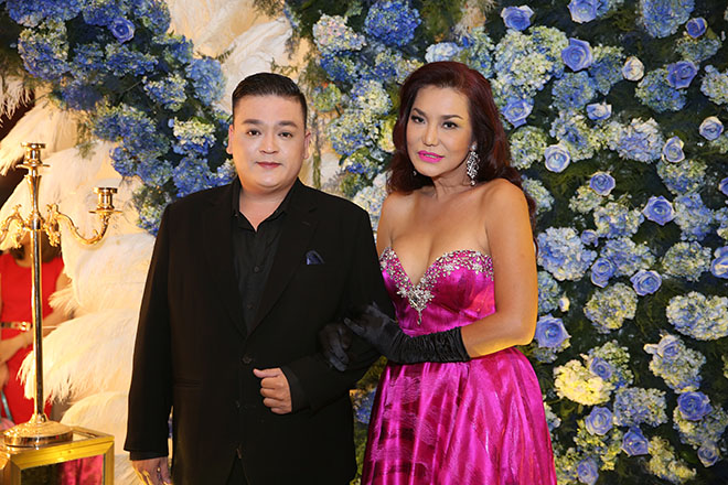 Dàn sao Việt dự đám cưới của Lâm Khánh Chi tại Sài Gòn - hình ảnh 15