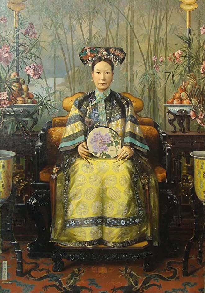 Công thức bí truyền giữ gìn dung nhan của Từ Hy Thái hậu được tiết lộ - hình ảnh 3