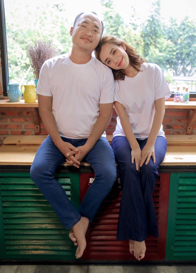 Tiến Luật vẫn yêu điên cuồng Thu Trang sau 7 năm cưới - hình ảnh 4