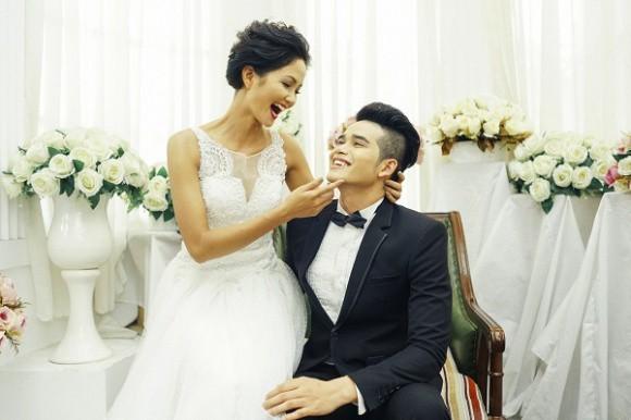 Sự thật chuyện H'Hen Niê đã làm đám cưới trước khi thi hoa hậu - hình ảnh 1