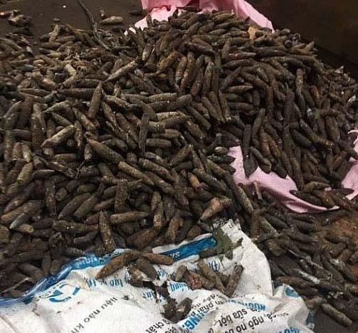 Tin mới vụ phát hiện kho vật liệu nổ ở nhà dân tại Hưng Yên - hình ảnh 1