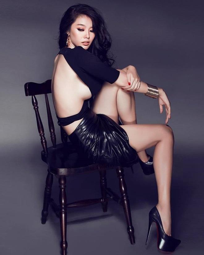 """Người mẫu Linh Chi: """"Tôi bán dâm đã không yêu Lâm Vinh Hải"""" - hình ảnh 3"""
