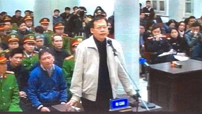 Luật sư của Phùng Đình Thực đề nghị VKS tranh luận đến cùng - hình ảnh 1